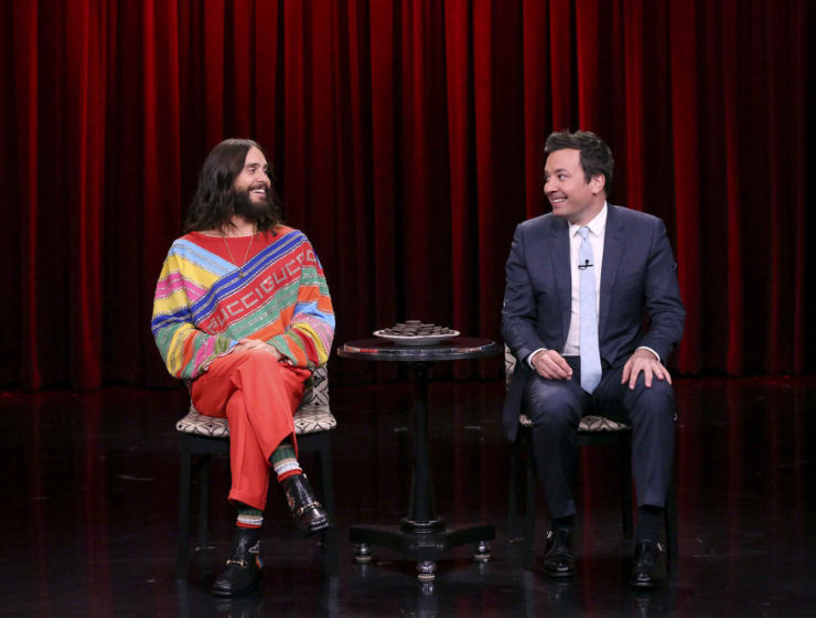 The Tonight Show Starring Jimmy Fallon, The Tonight Show, Jared Leto, 30 Seconds To