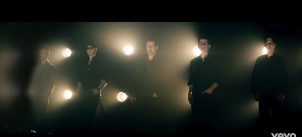 NKOTB releases music video for 'One More Night'