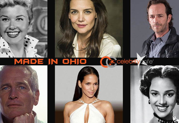 Ohio, celebrities, born in