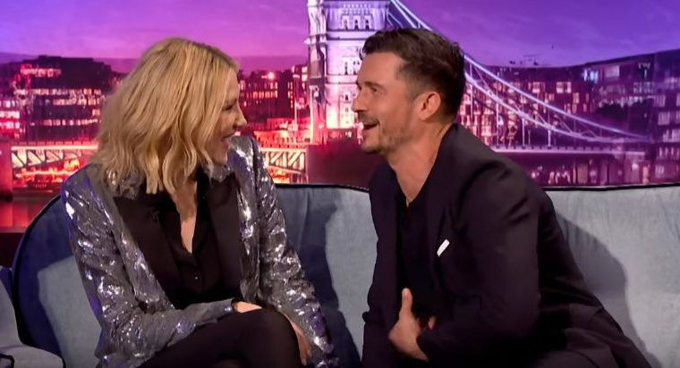 Orlando Bloom, Cate Blanchett, Youtube