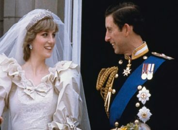 TV show about Princess Diana and Prince Charles in the works