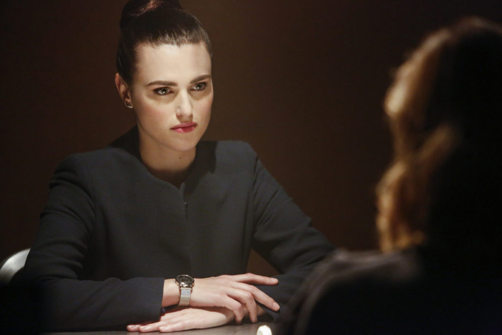 Lena Luther, Supergirl, Katie McGrath, Luthors