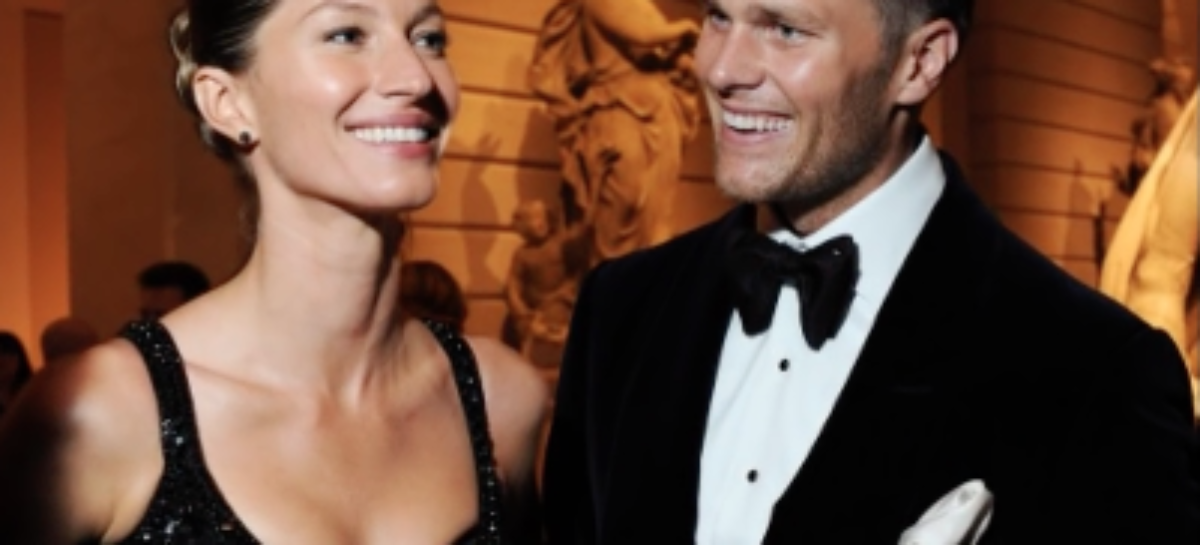 Gisele Bündchen and Tom Brady to co-chair Met Gala