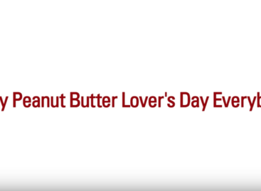 12 reasons to love peanut butter on National Peanut Butter Lover's Day!