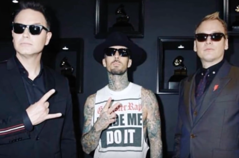 Blink 182 releases new single 'Parking Lot'