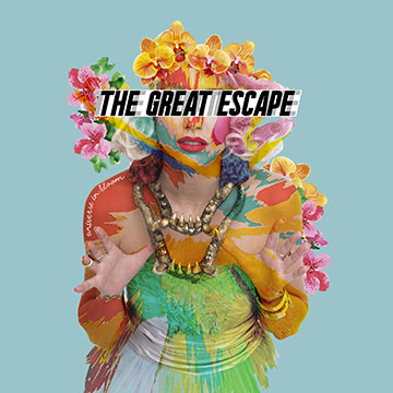 Universe In Bloom, The Great Escape, Art Cover