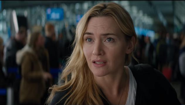Kate Winslet, The Mountain Between Us