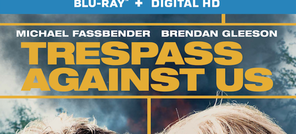 New action crime movie 'Trespass Against Us' [Review]
