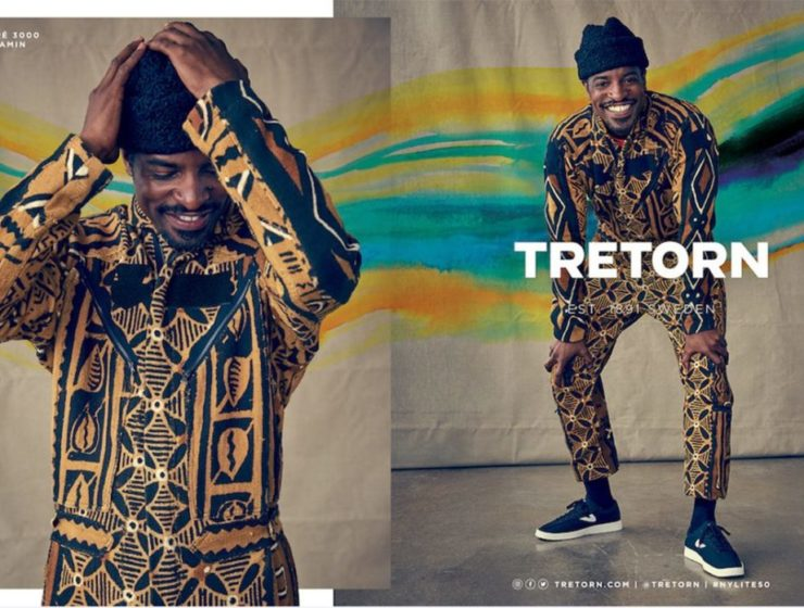 andre 300, tretorn, fashion, fashion lines, celebrities,