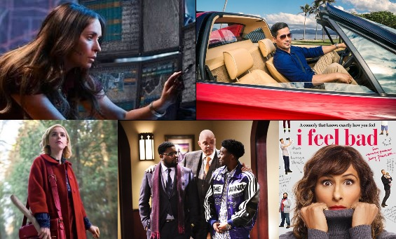 fall tv, 2018, NBC, CBS, Netflix, HULU, The CW, FOX