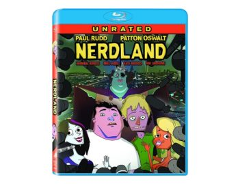 'Nerdland' featuring Paul Rudd and Patton Oswalt Blu-ray review