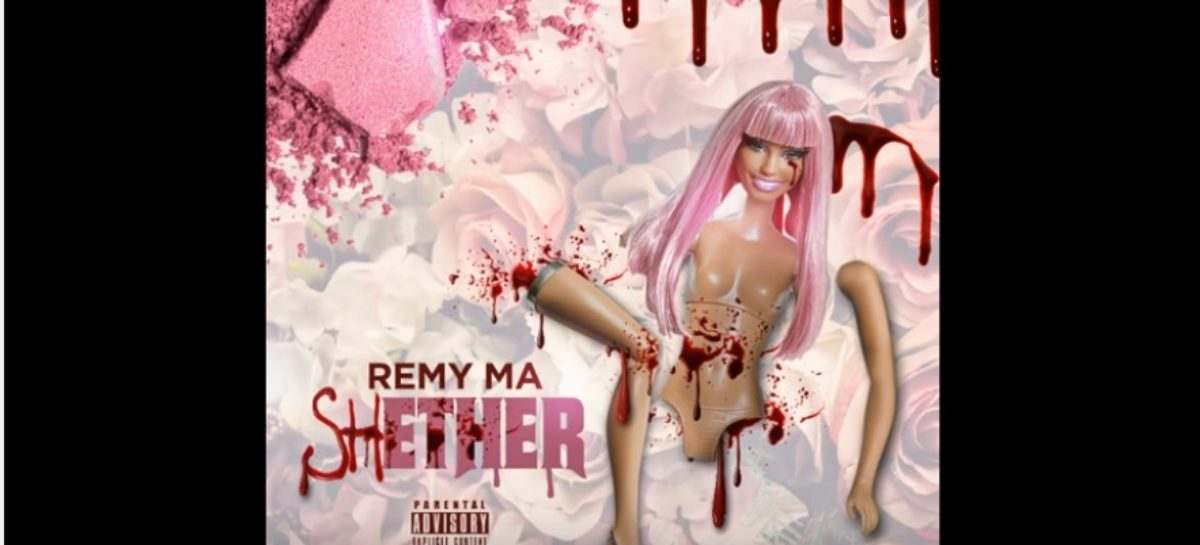 "'Love and Hip-Hop' star Remy Ma drags Nicki Minaj in new diss track ""ShEther"""
