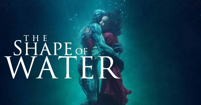 The Shape of Water, Guillermo del Toro, creatures, water, grecian